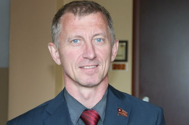Руководитель фракции КПРФ в Заксобрании Челябинской области Константин Нациевский.