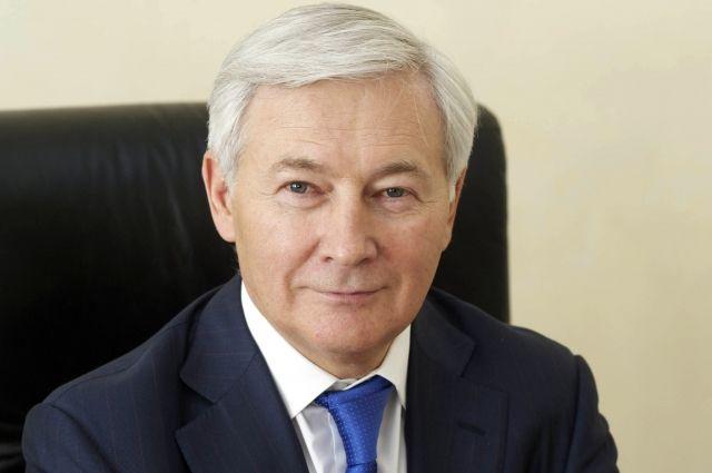 Председатель совета директоров ПКО «ЧелСИ» Юрий Карликанов.