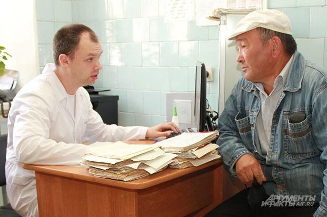 Не найдя пристанища в Оренбурге, Владимир Чижма перебрался в село, поселился в общежитии и с головой ушел в работу.