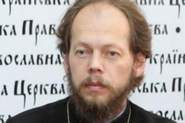 Пресс-секретарь УПЦ МП Георгий Коваленко