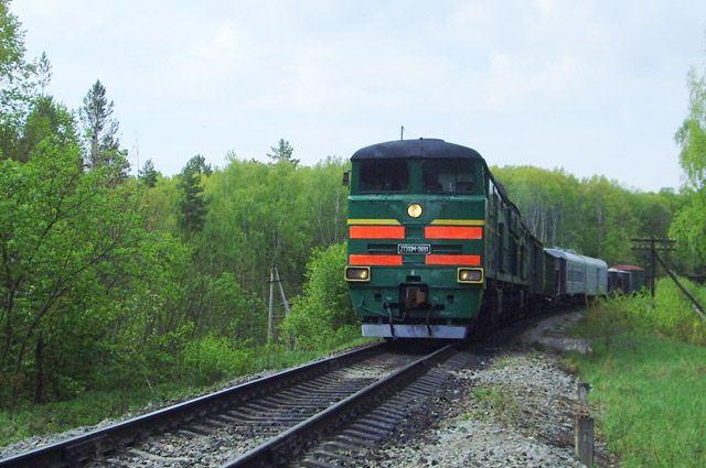 Из-за ситуации на Украине РЖД отменили поезда в Крым из Челябинска