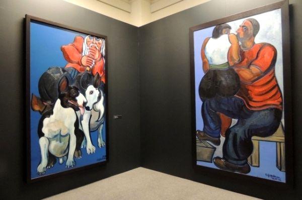 Русский музей во второй раз представляет творчество Зураба Церетели.