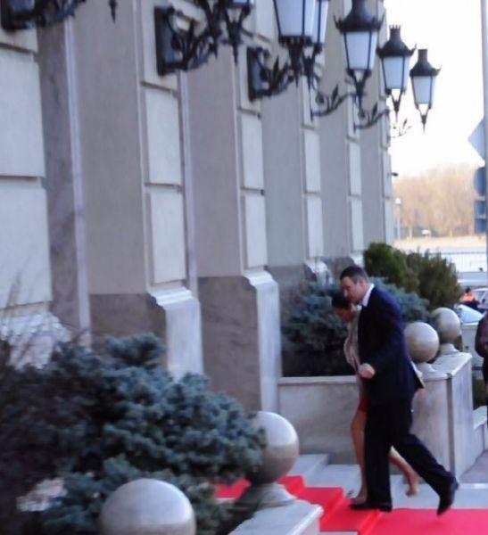Будущего мэра столицы Виталия Кличко утром можно встретить в ресторане Avalon