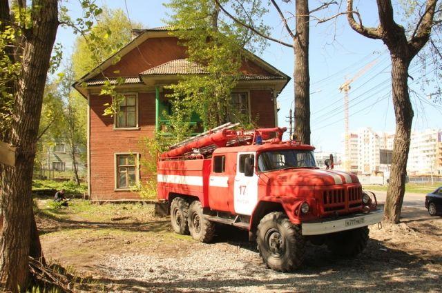 На Среднем Урале пожарные не приняли 14 оздоровительных лагерей