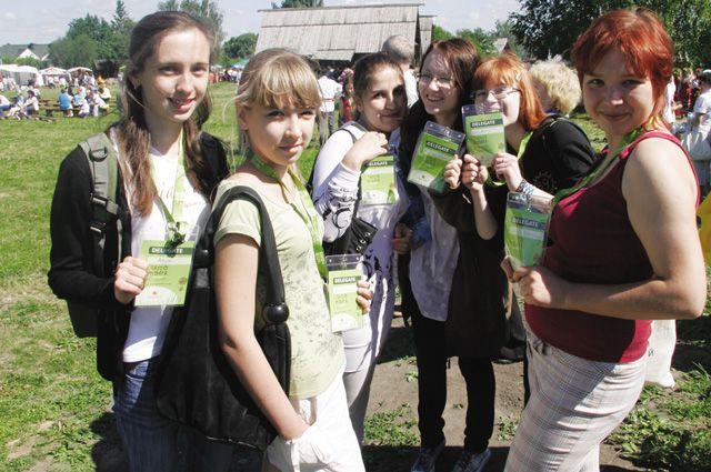 В «Точке роста» задействованы студенты и школьники.