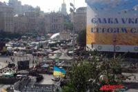 Майдан, май 2014 года