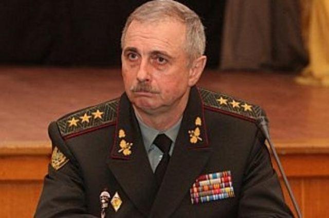 Михаил Коваль, исполняющий обязанности министра обороны