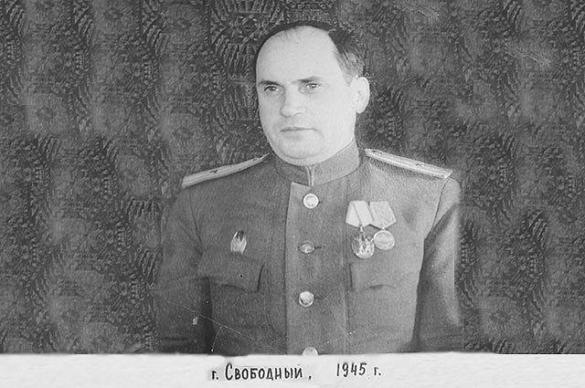 Отец Татьяны Кушнарёвой - Карп Цыганок.