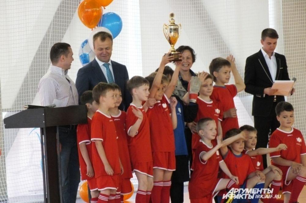 Развитие интереса детей к спорту – одна из основных задач сегодняшней политики.