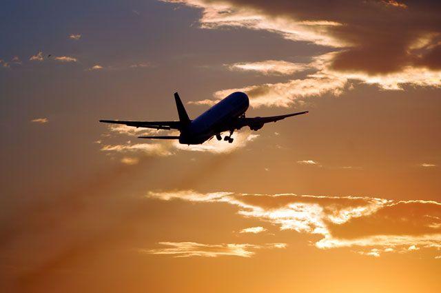Самолёт в Крым будет летать из Омска раз в неделю.