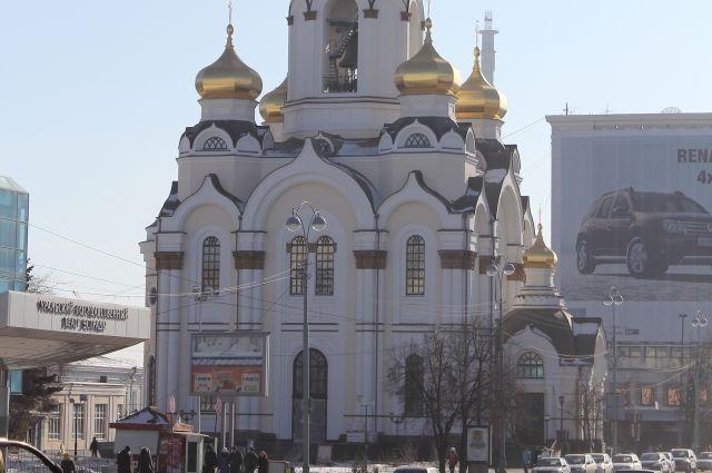 Детский крестный ход пройдет в Екатеринбурге