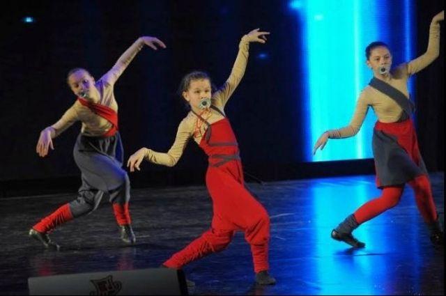 Юные уральские танцоры отправятся на покорение Крыма