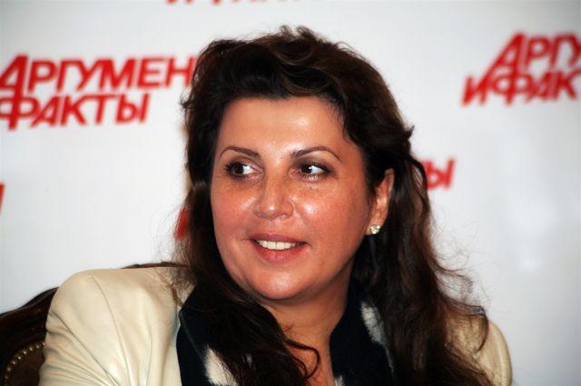 Мария Гулегина.
