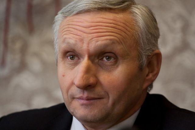 Иван Томич, председатель Союза сельскохозяйственных обслуживающих кооперативов Украины