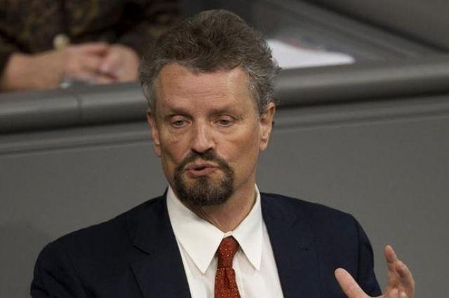Гернот Эрлер, представитель правительства Федеративной республики