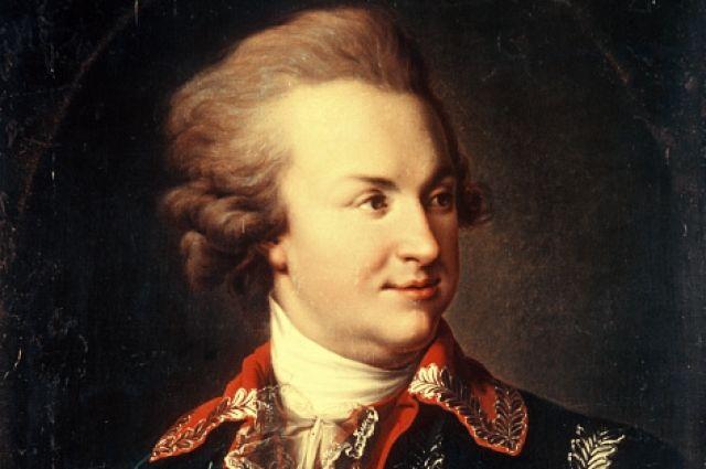 Государственный деятель и дипломат князь Григорий Александрович Потёмкин-Таврический, /1739-91/.