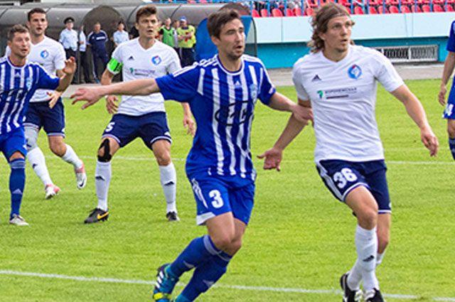 Футболисты не смогли собраться после победы над «Соколом».