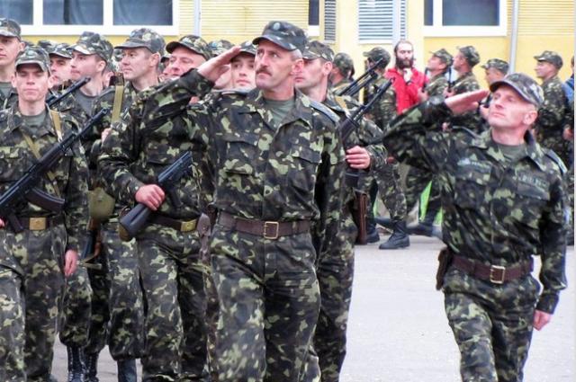 Батальон территориальной обороны