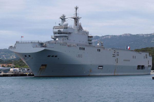 «Мистраль» создан для боевых действий на большом удалении от своей базы. На вооружении самих французских ВМС находится всего лишь два таких судна.