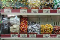 В Крыму все ценники в магазинах в рублях