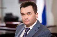 Временно исполняющий обязанности губернатора Приморского края Владимир Миклушевский.
