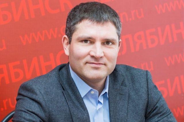 Денис Рыжий стал представителем Южного Урала в Общественной палате РФ