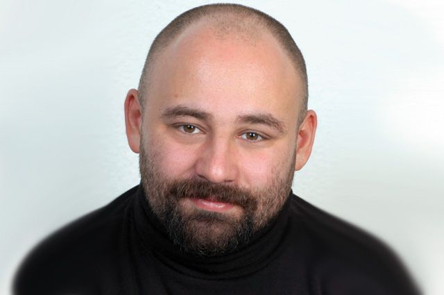 Георгий Александров.