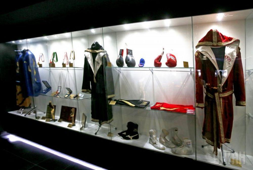 Выставка-музей достижений братьев Кличко открылась в Киеве 1 июня