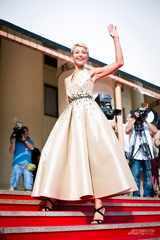 Актриса Екатерина Волкова, известная по фильмам «Живой» и «2-АССА-2», а также сериалу «Next».