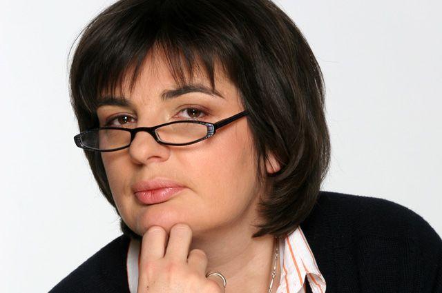 Мария Голованивская.
