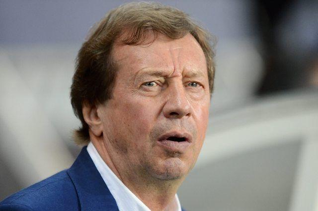 Экс-тренер Динамо Юрий Семин