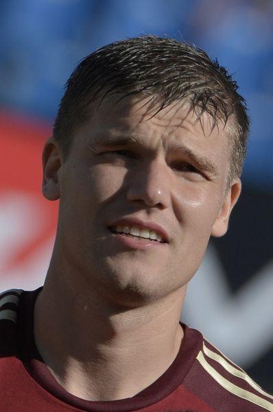 Бывший капитан сборной России по футболу Игорь Денисов, выступающий сейчас за московское «Динамо».