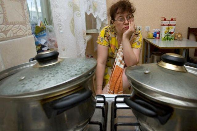 Более 700 домов остались без горячей воды в Челябинске на две недели