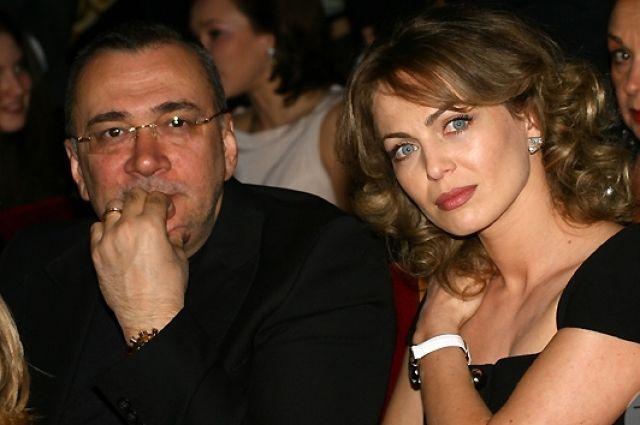 Яна и Константин Меладзе