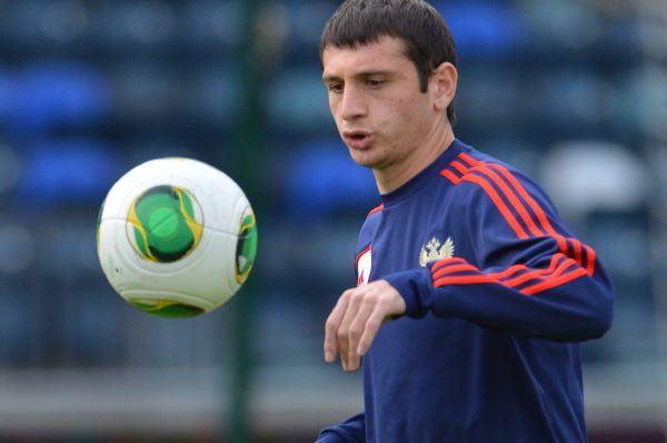 Пятый игрок ЦСКА, попавший в окончательную заявку, - атакующий хавбек Алан Дзагоев.