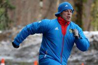 Николай Хренков во время XXII зимних Олимпийских игр в Сочи.