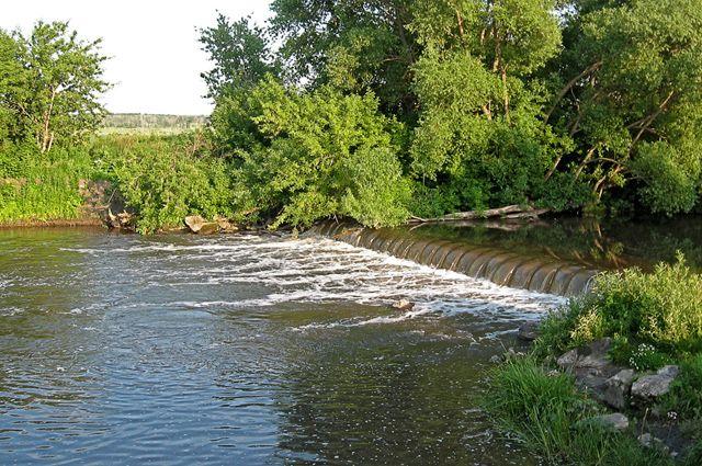 Уровень воды в Оби в районе ...: www.ugra.aif.ru/society/1181402
