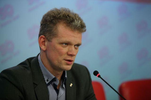 Игорь Швайка, министр аграрной политики и продовольствия