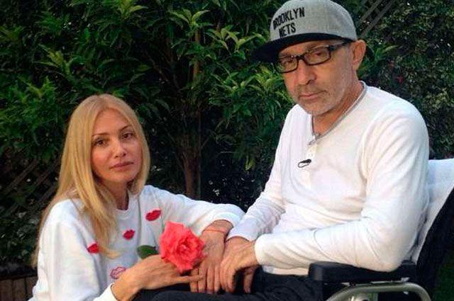 Мэр Харькова Геннадий Кернес с женой