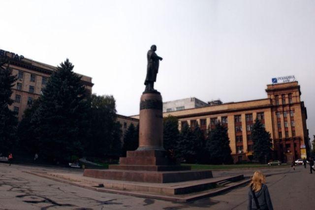 Площадь Ленина, Днепропетровск