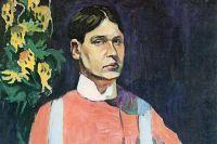 Аристарх Лентулов, автопортрет. 1913 год.