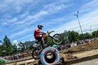 Экстремальный фестиваль «Территория» в Иркутске.