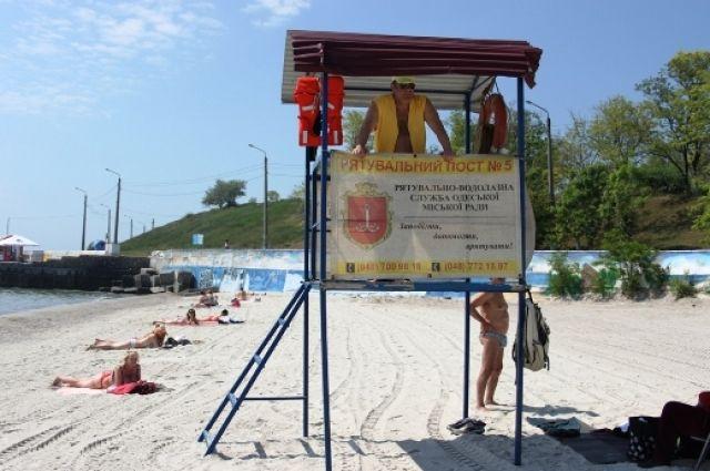 Пляжи готовы к приему отдыхающих