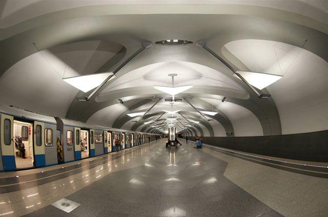 Омское метро всё ещё не строится.