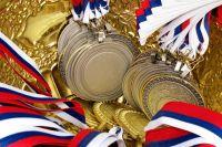 Благодаря медалаям наши спортсмены попадают в российскую сборную.