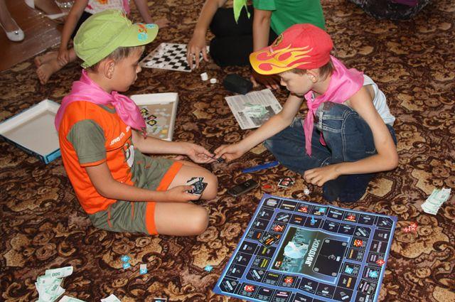 Первая смена открылась в лагерях отдыха Среднего Урала