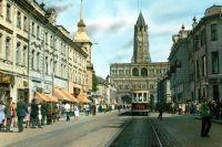 Сухаревская башня, 1931 год.