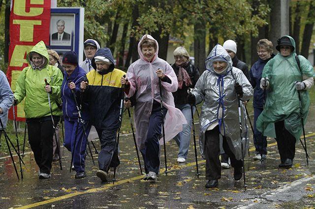 Уральцы сделают «3000 шагов к здоровью»