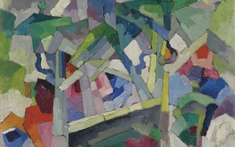 За$2,9млн. была продана наChristie's картина Аристарха Лентулова «Пейзаж смостом. Кисловодск». Перед началом торгов именно этому произведению прочили место топ-лота сэстимейтом от$2,5 до$4млн. Это полотно Лентулов написал в1913 году под влиянием кубофутуризма— авангардного направления вживописи, ставшего популярным среди российских художников начала XXвека.