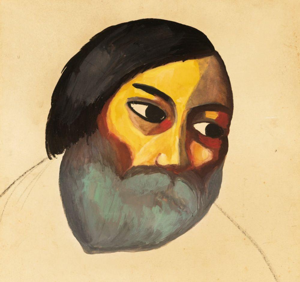 Главным лотом аукциона Sotheby's, как иследовало ожидать, стал холст Казимира Малевича, проданный за$3,5млн. «Голова крестьянина» является эскизом кполотну «Крестьянские похороны», осудьбе которого внастоящий момент ничего неизвестно— картина либо утеряна, либо уничтожена.